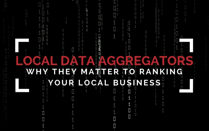 Local Data Aggregators-Why They Matter to Ranking Your Local Business